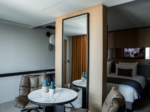 Mercure Paris 17 batignolles - bedroom
