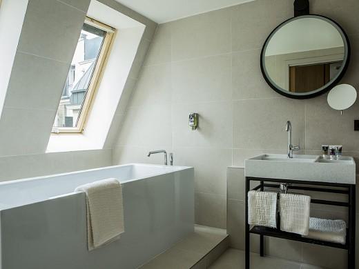 Mercure paris 17 batignolles - baño