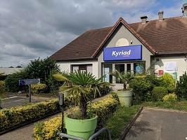 Kyriad Chantilly Sud - Luzarches - Esterno