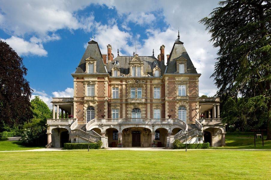 Castello di Bouffémont - seminario chateau 95