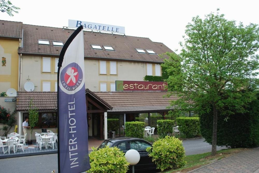 Inter-hôtel bagatelle - hôtel séminaire 95