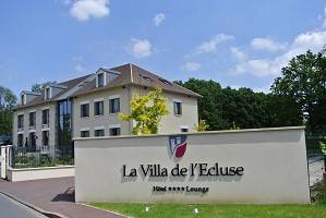 The Villa of the Lock - Venue Val d'Oise 95