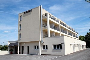 Saglam Hotel - Fachada del hotel