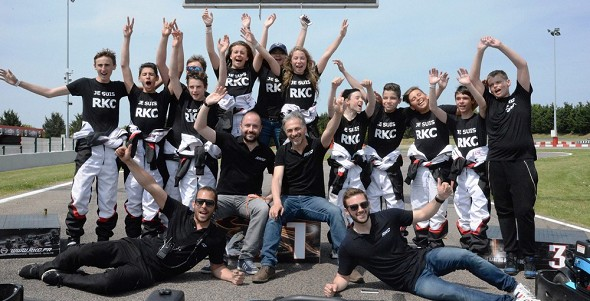 Rkc karting - team building