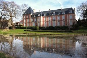 Domaine de Seraincourt - Área de seminarios de Val d'Oise 95