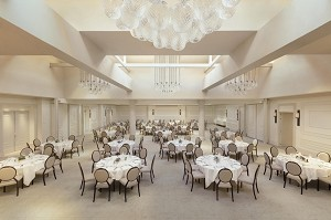 Hyatt regency chantilly ball room