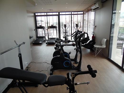 Best western linko hotel - area fitness