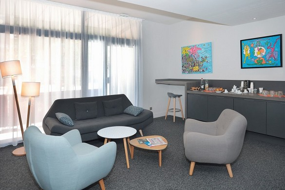 Bestes Western Linko Hotel - Lounge Club
