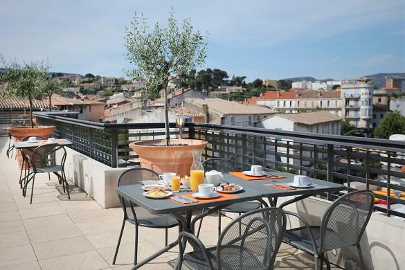 Best western linko hotel - terrazza