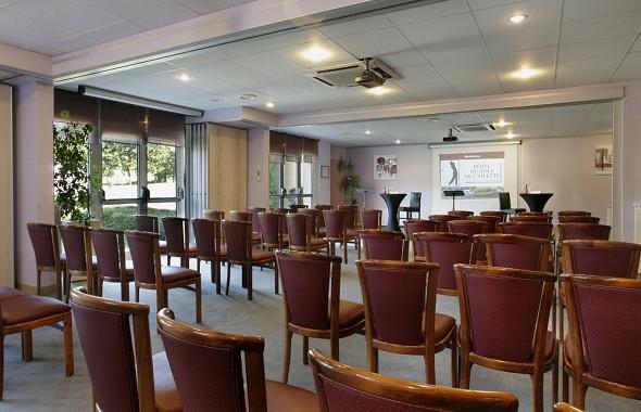 Das originale Hotel Golf Fin - Seminarraum