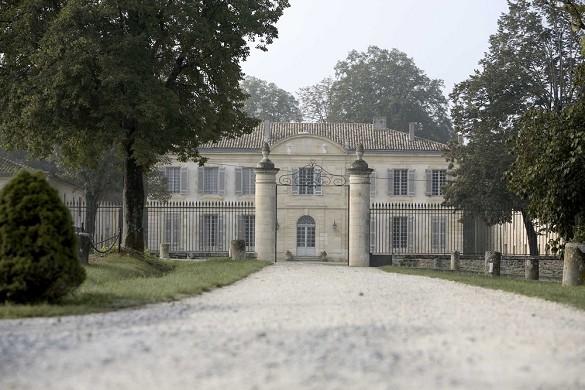 Chateau Goudichaud - außen