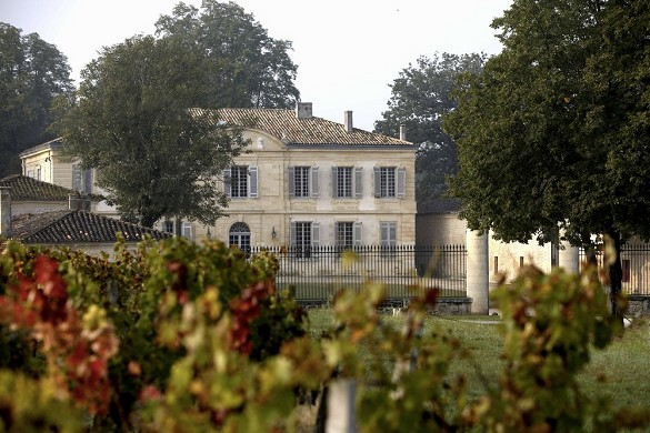 Chateau Goudichaud - Fassade