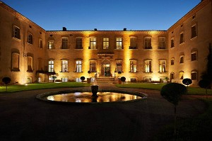 Château de la Pioline - Castelo de seminário de Aix-en-Provence