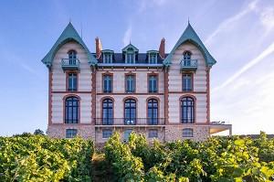 Schloss Sacy - Schlossseminar Marne