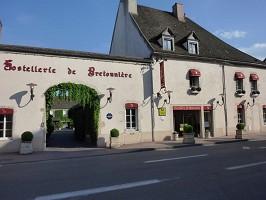 Hostellerie de Bretonnière - Frontage