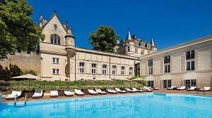 Mirambeau Castle - Outdoor Pool