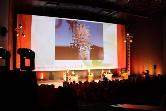 Cap ciné blois - conference