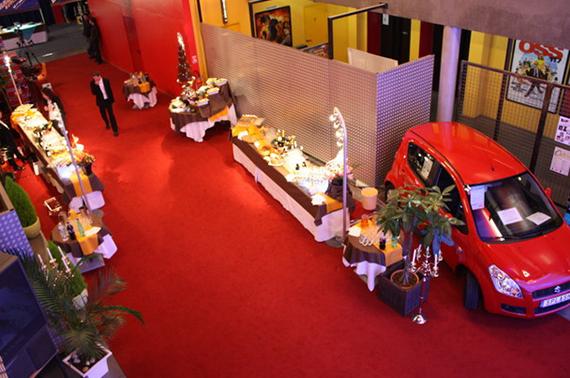 Cap ciné blois - event organization