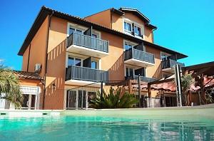 Hotel de la Clape - Schwimmbad