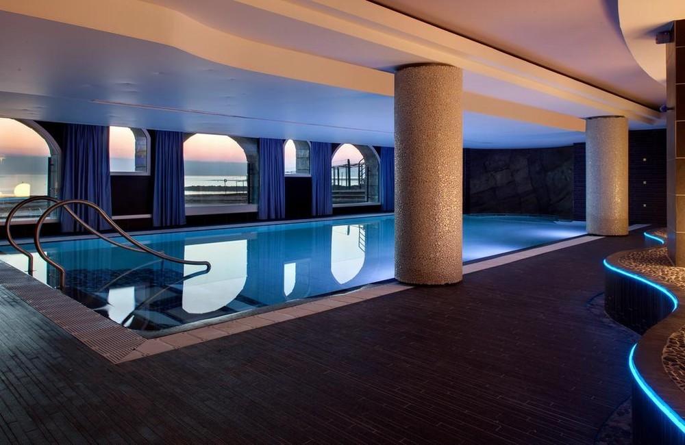 Grand Hotel Thalasso Spa Seminar Room Biarritz 64