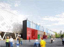 Stade du Hainaut - Stadio dei seminari di Valenciennes