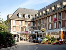 Mercure Abbeville Hotel De France - stelle 4 per un seminario in Piccardia