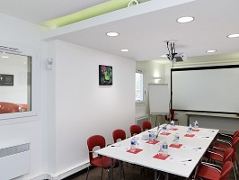 Ibis Dole Sud Choisey - Sala de reuniones