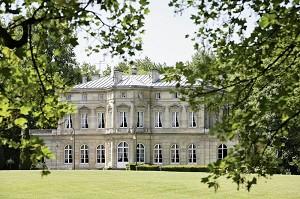 Château de la Motte Fenelon - Fassade des Schlosses