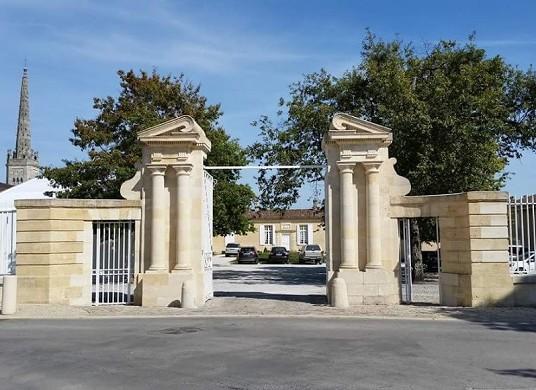 Chateau leoville-poyferre - exterior