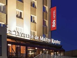 Ibis Châtellerault - Hotel Front