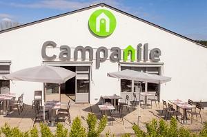 Campanile Poitiers Sud Aéroport - Terrasse