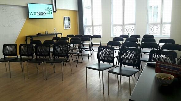 Wereso paris - seminar room