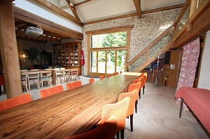 La Grange Evasion - Seminarraum