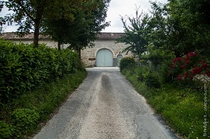 Die Hauts de Chalonne - Außerhalb
