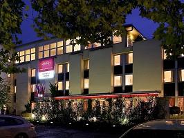 Mercure Forbach - Ver hotel en la noche