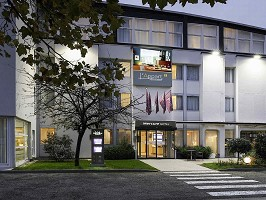 Mercure Forbach - Exterior