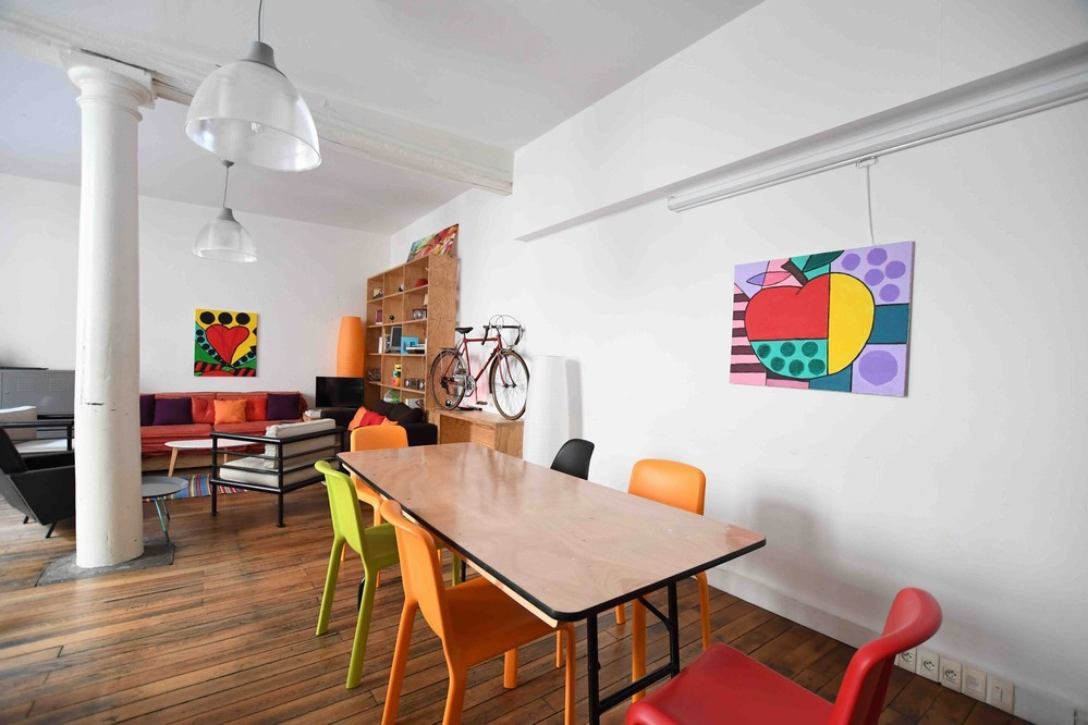 City loft - Alquiler de habitaciones en París