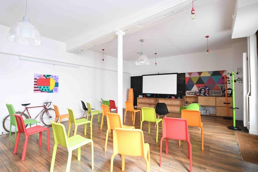 City loft - loft seminario en París