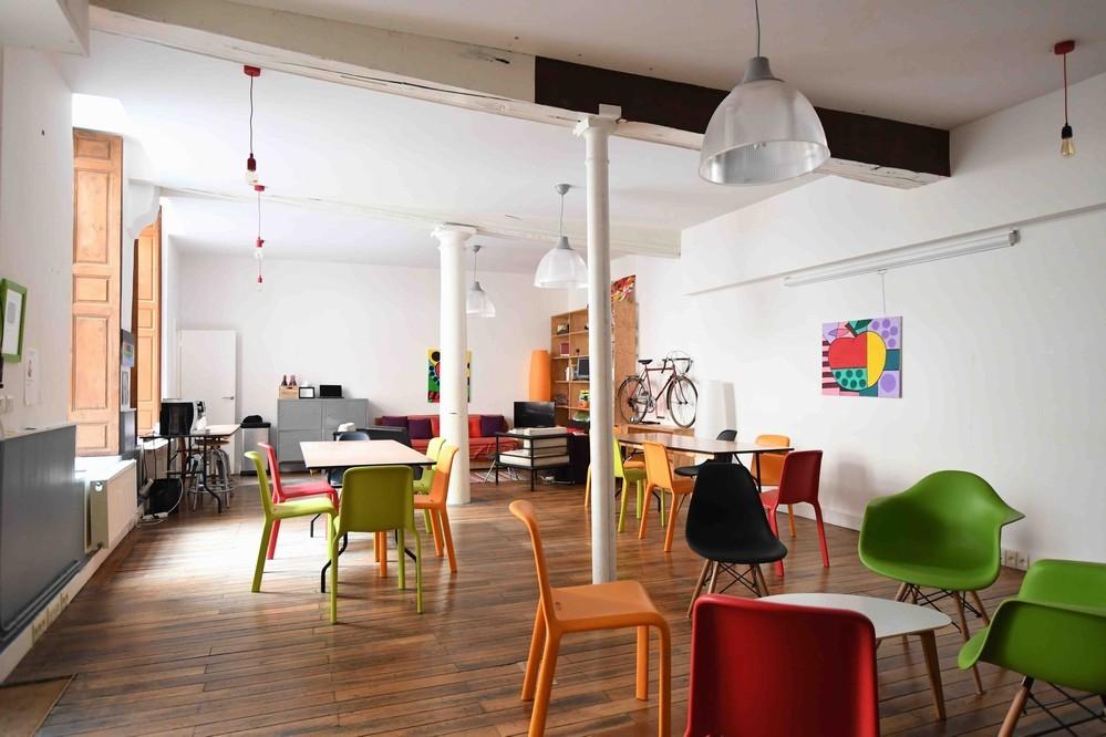 City loft - interior