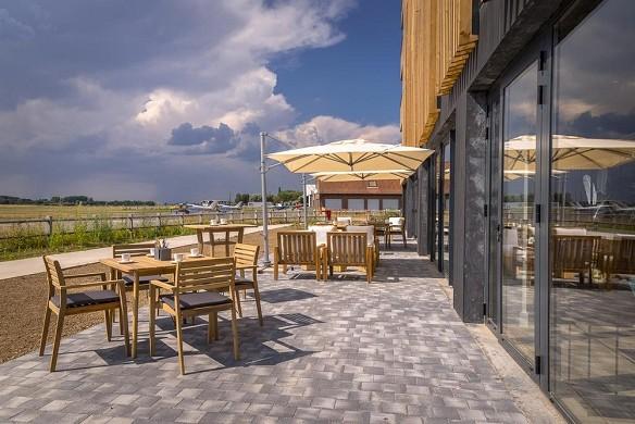 Najeti hotel lille north - terrace