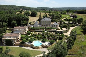 Domaine De Rochebois - Panoramica