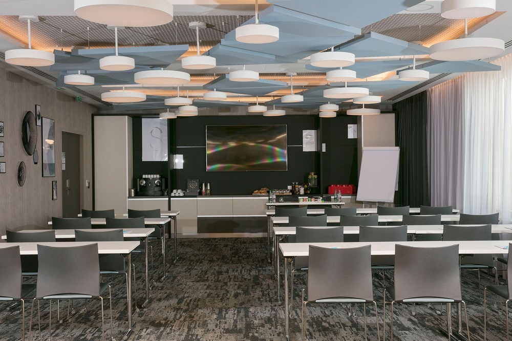 Hampton by Hilton Paris Clichy - Meeting Space