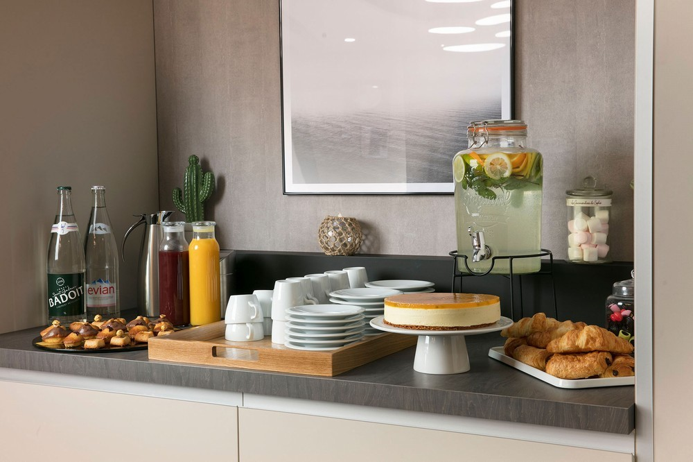 Hampton by hilton paris clichy - gourmet break