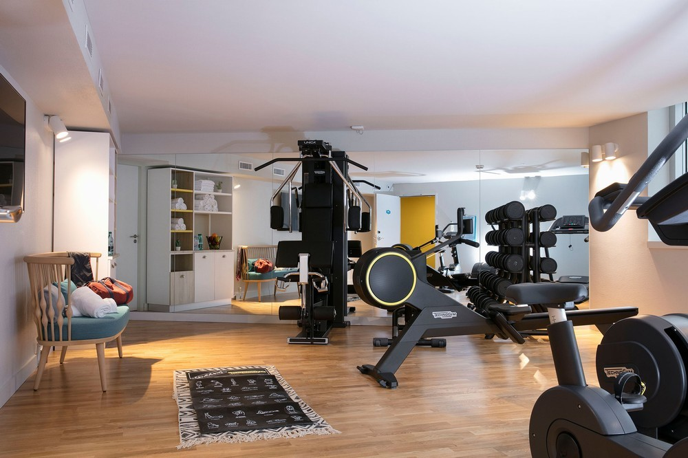 Hampton by Hilton Paris Clichy - Fitness