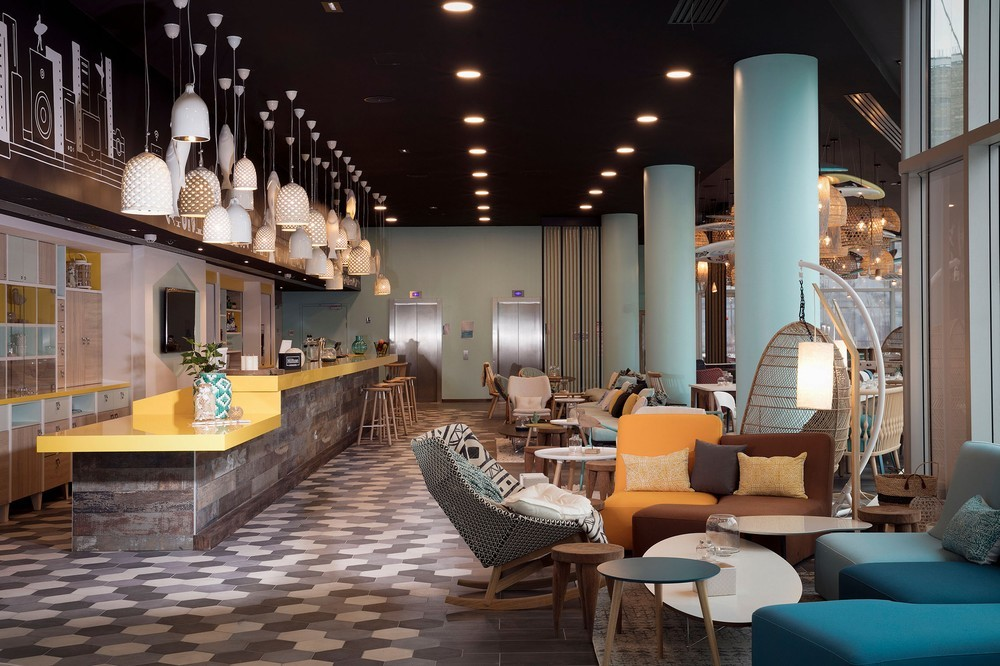 Hampton by Hilton Paris Clichy - Lobby