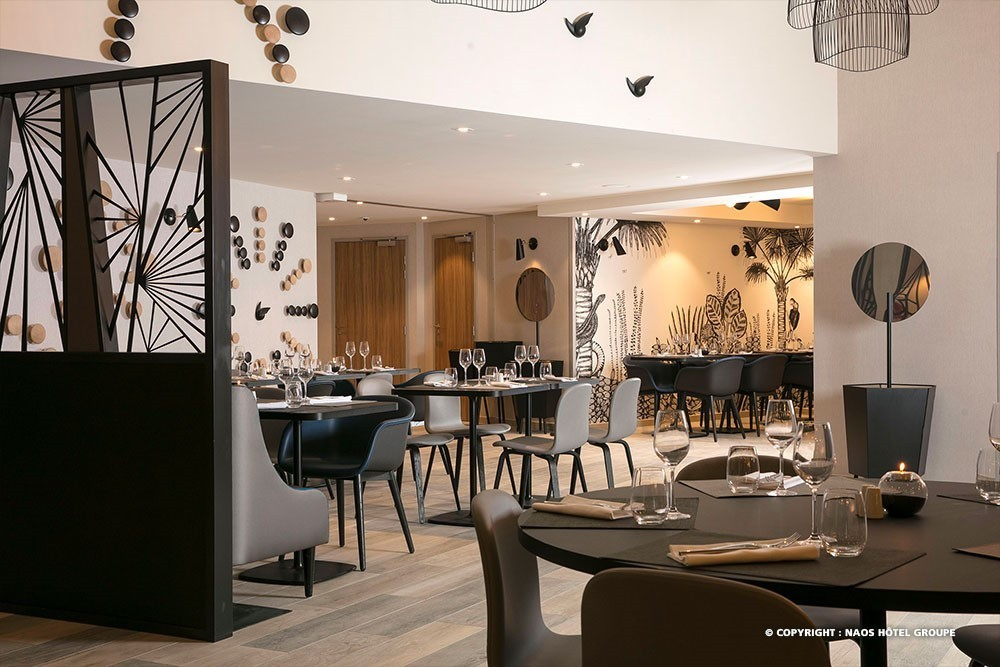 Hampton by Hilton Paris Clichy - Gateway restaurant