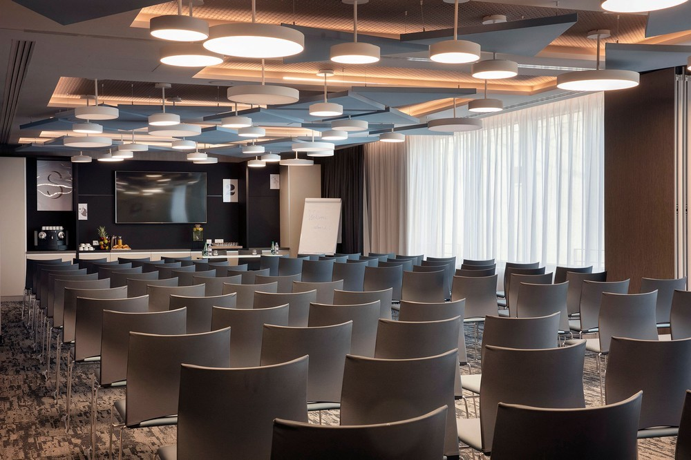 Hampton by Hilton Paris Clichy - Modular Meeting Space