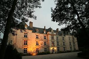 Domaine de Villeray - Fachada