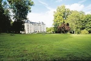 Domaine de Villeray - Luogo del seminario verde