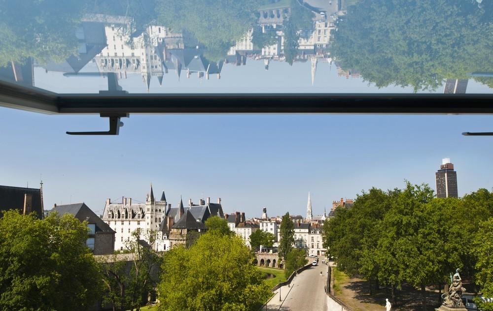 Das Hotel Nantes - Umwelt